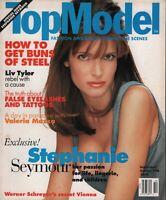Top Model Magazine Sept/Oct 1996 Stephanie Seymour Liv Tyler 091919AME