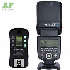 Yongnuo YN-560 IV Flash Speedlite Kit + RF-605 LCD Wireless Trigger for Nikon