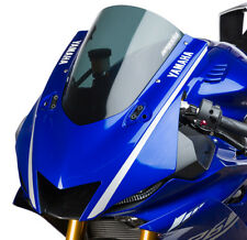 2017 Yamaha R6 Hotbodies SS Stock Replacement Windshield - Dark Smoke 81701-1603