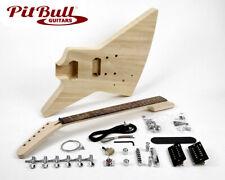 Pit Bull Guitars EX-1L Electric Guitar Kit (left handed)