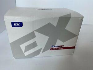 Excelvan Q2 Portable Mini Kids Projector 1080P Video USB HDMI Projector Cube