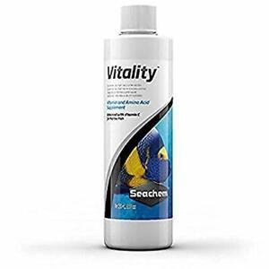 Seachem Vitality 500ml - Aquarium Water Treatments
