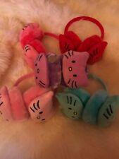 Lot of 5 Cute Ear Muffs Winter Warm For kids Girls