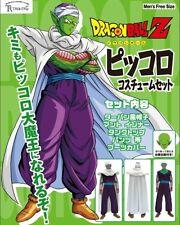 New Dragon Ball Z Dbz Piccolo Men Free Uniforms Cosplay Costume set  Japan Anime
