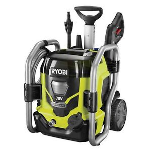 RYOBI™ CORDLESS 36V 1800PSI High Pressure Washer Cleaner Gerni Portable 6YR WTY