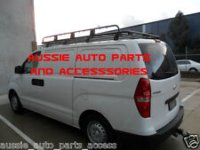 Tradesman Style Open Ends Alloy Roof Rack  2400x1400mm 4 Hyundai iLoad 2008 On