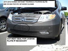 LeBra 551010-01 05-07 Honda Odyssey Black Front End Full Nose Car Bra Mask Cover