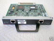 Cisco PA-2FE-TX 2 FE Adapter 7200VXR -Not the ISL