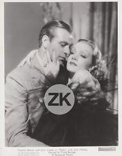 MARLENE DIETRICH Glamour GARY COOPER Borzage DESIR Romantic Paramount Photo 1935