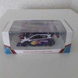 Spark 1.43 S3783 Peugeot 208 Winner Pikes Peak 2013 S. Loeb