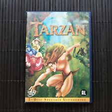 TARZAN - WALT DISNEY - SPECIAL EDITION - 2 DVD