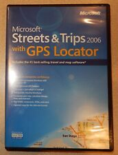 2006 MICROSOFT STREETS AND TRIPS