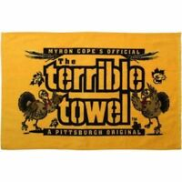 Pittsburgh Steelers Official Gold Terrible Towel Turkey Thanksgiving Edition