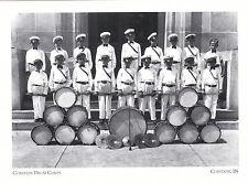 "*Postcard-""The Corydon Drum Corps"" (1928) *Corydon, Indiana (#185)"