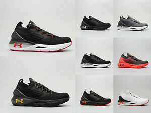 Men's New Under Armour UA Hovr Phantom Running Sports Trainers Shoes
