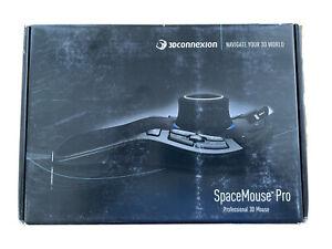 3Dconnexion SpaceMouse Pro 3D-Maus - Schwarz (3DX-700040)