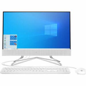 """HP 22-dd0010 21.5"""" (256GB SSD, AMD Athlon 3050U, 2.30 GHz, 4 GB) All in One - W…"""