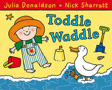 """""""AS NEW"""" Toddle Waddle, Donaldson, Julia, Book"""