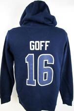 b3fcb1f76 Los Angeles Rams Mens Small Jared Goff  16 Screened Pullover Hoodie ARAM 137