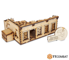 Ttcombat Entièrement neuf dans sa boîte Barn WWS011