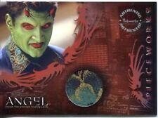 Angel Season 5 Pieceworks Card PW7 Andy Hallett As The Host