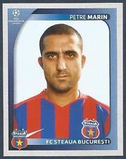 PANINI UEFA CHAMPIONS LEAGUE 2008-09- #506-STEAUA BUCURESTI-PETRE MARIN
