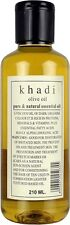 Khadi Olive Oil Massage Oil It is An Ayurvedic Product Natural Goodness 210ml
