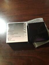 Mary Kay Mini Magnetic Black Compact~Unfilled~Fits 6 Eye Shadows+Brush/Sponge!