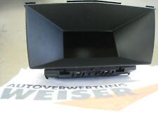 Bordcomputer Display mit Rahmen Opel Astra H 13238548 565412769  Decodiert