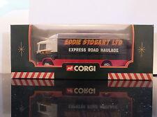 CORGI 59508 EDDIE STOBART LTD - SCANIA SHORT WHEELBASE LORRY - MIB