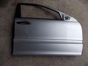 Mercedes W203 C-Klasse Tür rechts Beifahrertür Grau Silber