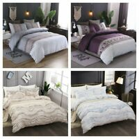 Clearance Duvet Cover for Comforter Bedding Set King Queen Size Soft Pillowcases
