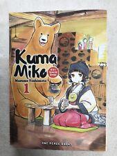 Kuma Miko # 1 by Masume Yoshimoto. Manga. Exc. NM/M Cond. 1st Printing 2016
