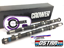 Crower Stage 3 3/4 Race Camshafts for 1990 - 2001 Integra LS GS RS B18A B18B