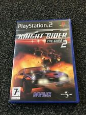 Knight Rider 2 The Game    Com   Playstation 2  GC
