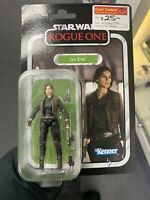"""Star Wars Vintage Collection RO Jyn Erso 3.75"""" Figure VC119"""