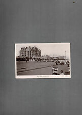 Real photo  West Leas Folkstone Kent Edwardian Thornton card unposted