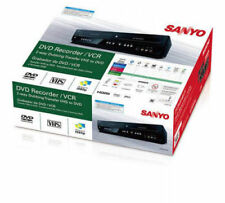 Sanyo FWZV475F Combination VHS / DVD & CD Player, VHS to DVD Recorder w/ Remote
