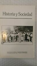 Historia y Sociedad , Año XI, 1999  DEPARTAMENTO DE HISTORIA FACUL,  Paperback