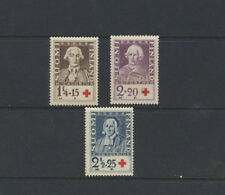 FINLAND B18 - B20 Mint Never Hinged Complete 1935 Semi Postal Set Get yours now
