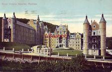 ROYAL VICTORIA HOSPITAL MONTREAL QUEBEC CANADA 1906