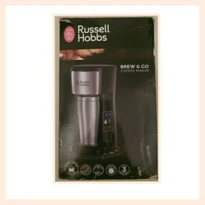 Russell Hobbs Brew And Go Coffee Machine Model 22630