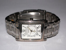 TIMBER CREEK MANS WATER RESISTANT ST STEEL WRIST WATCH JAPAN MOVEMENT