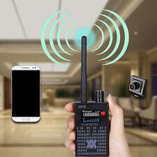 Professional Radio Device Anti-Spy Detector Bug Audio Wireless Camera GPS Signal
