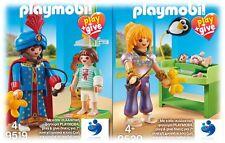NEU Playmobil Play+Give 9519 Und 9520 Kinderärzte mit Kindern Exclusive OHNE Box