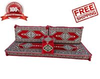 4 pcs Turkish Ottoman Kilim Corner Set Sofa Cushion pillows Lounge Couch Cover