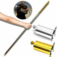 Portable Martial Arts Metal Magic Pocket Bo Staff 110cm/150cm Pocket bara