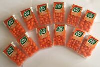 Pack of 12 Tic Tac Orange Flavored Mints + Free Shipping
