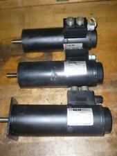 SEM MT30R4-33 servo motor from Bridgeport Series II R2E4 Boss 9 CNC mill