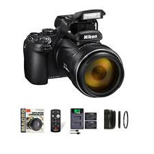 Nikon COOLPIX P1000 Camera Digitale 16MP 4K - Nera
